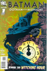 Batman Gotham After Midnight Comics
